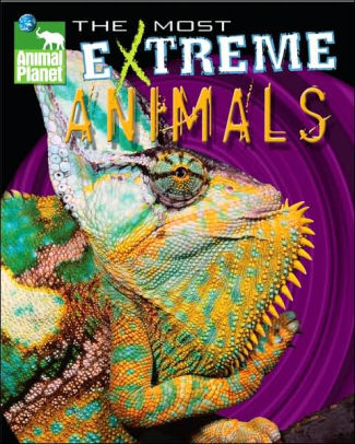 Image of: Most Extreme Animal Planet The Most Extreme Animals By Discovery Channel Hardcover Barnes Noble Barnes Noble Animal Planet The Most Extreme Animals By Discovery Channel