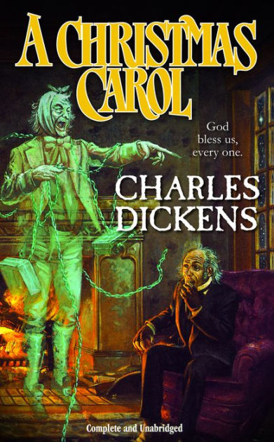 A Christmas Carol By Charles Dickens Paperback Barnes