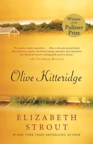 book cover for Olive Kitteridge