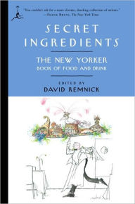 book cover for Secret Ingredients