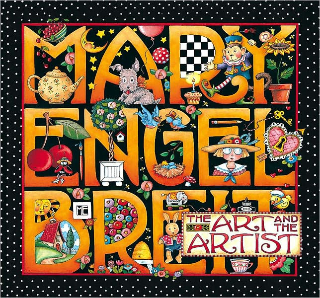 Mary Engelbreit The Art And The Artist By Patrick Regan