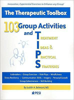 103 Group Activities And Tips By Judith Belmont