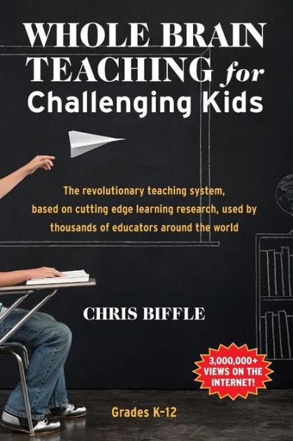 Resultat d'imatges de whole brain teaching books