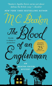 book cover for The Blood of an Englishman