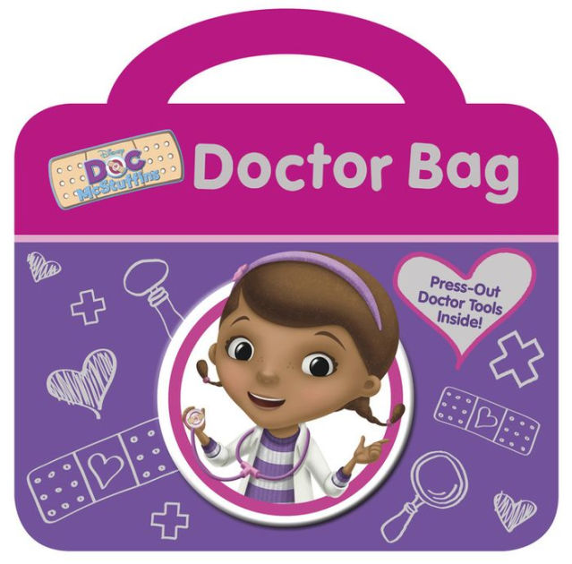 Doc McStuffins Doctor Bag by Disney Book Group, Marcy ... (639 x 630 Pixel)