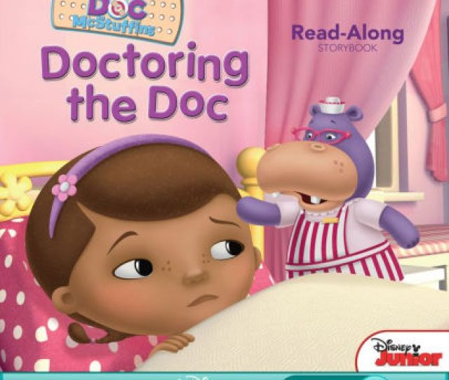 Doc Mcstuffins Read Along Storybook Doctoring The Doc