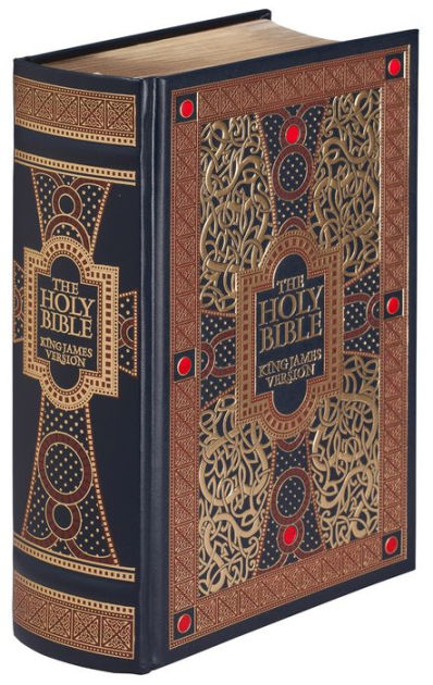 The Holy Bible King James Version Barnes Amp Noble