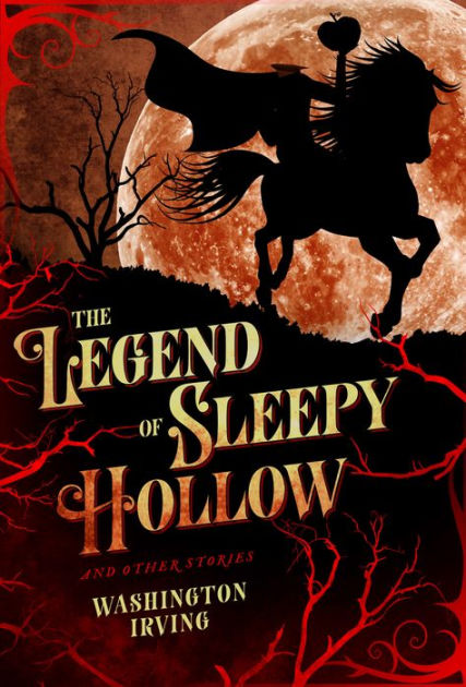 Image result for washington irving the legend of sleepy hollow and other stuff