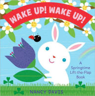 Wake Up! Wake Up!: A Springtime Lift-the-Flap Book