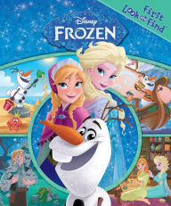 Image result for frozen look and find