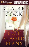 Title: Best Staged Plans, Author: Claire Cook