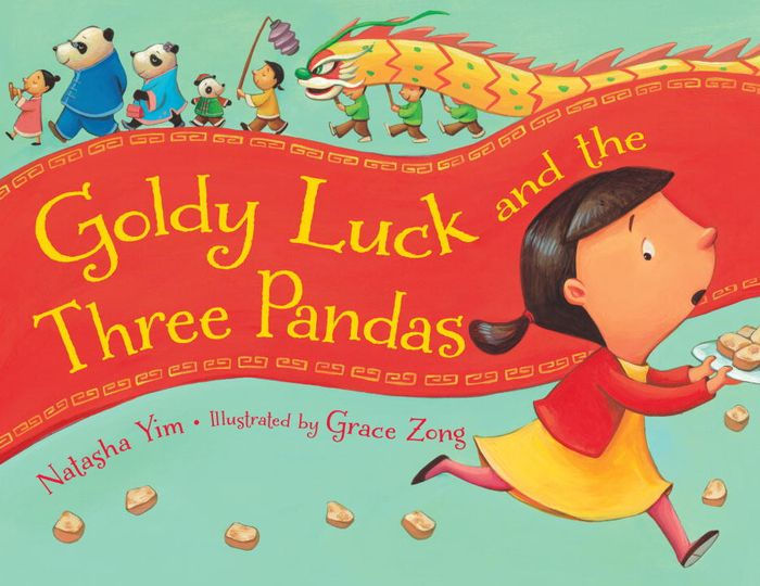 Image result for goldy luck and the three pandas