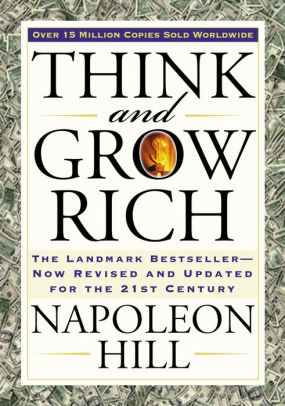 Book Cover: Think and Grow Rich