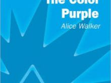The Color Purple Book Page Count