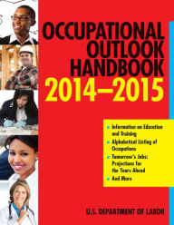 book cover for Occupational Outlook Handbook