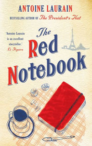 book cover: The Red Notebook