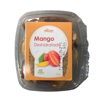 Mango deshidratado