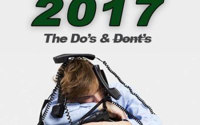 Cold Calling in 2017: The Do's & Don'ts