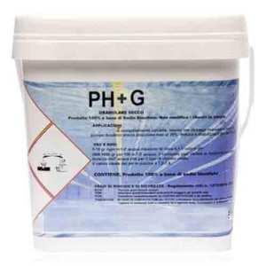 Aumentare pH PH Plus Granulare per Piscine
