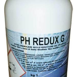 Riduttore pH Granulare Ph Redux per Piscine
