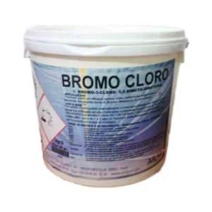 Bromo Cloro 10 Kg Disinfezione Alternativa Piscina