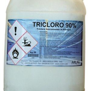 Tricloro Granulare 90% per Disinfezione Piscina