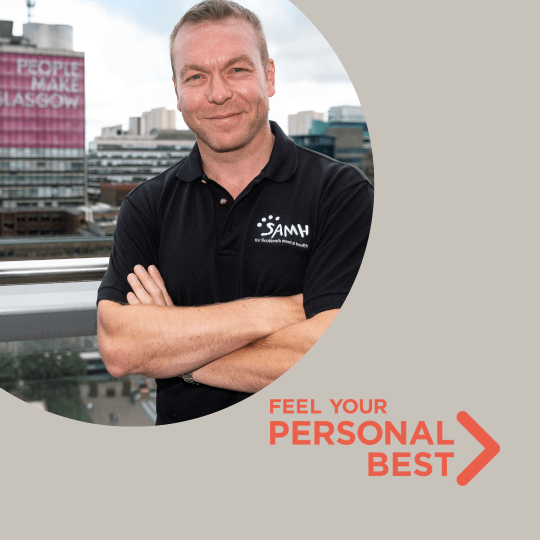 Feel Your Personal Best - Sir Chris Hoy