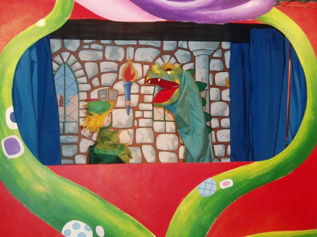 El guiñol del caracol - PRODUCCIONES 099