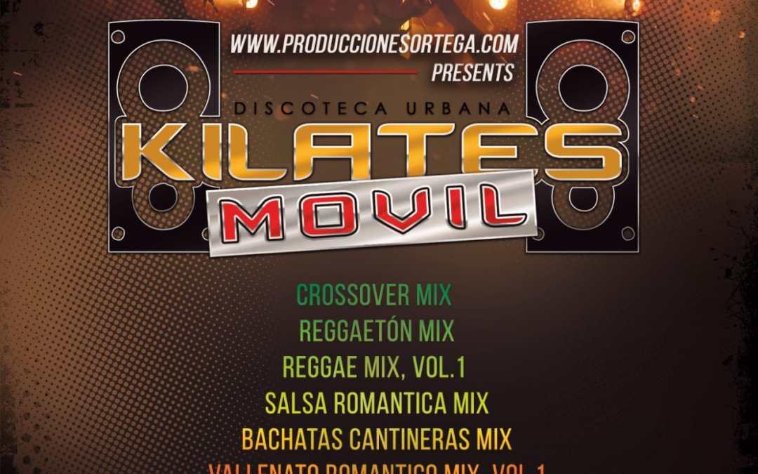 Pack de Mixes Vol 1 By Kilates Movil