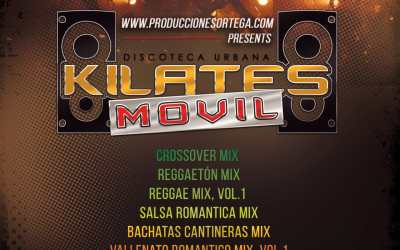 Pack de Mixes Vol 1 By Kilates Movil