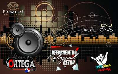 Pack de Mix By Dj Dralions – Reencuentro InterColegial Retro
