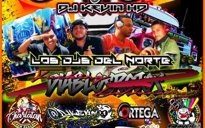 Mix Live El Cumple Del Dj Kevin HD Ft Dj Lucho Dj Jose Dj Teen