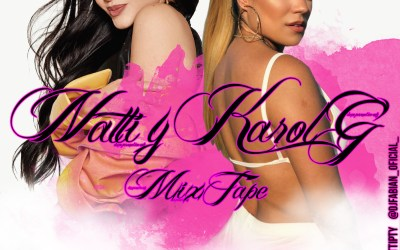 Natti y Karol G MixTape By Dj Fabian
