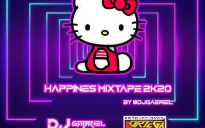 Happiness MixTape 2020 – @DjGabriel-Alías_Joker
