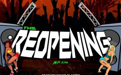 The Reopening MixLive-Jeffry Dj Ft.Dj Psiquiatra
