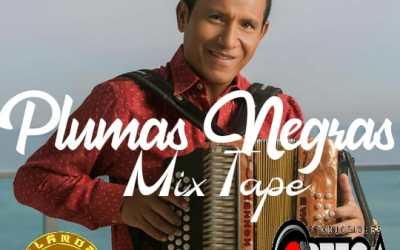 Plumas Negras MixTape By Dj Maickoll507