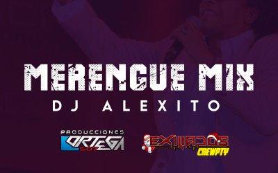 Merengue Mix – Dj Alexito