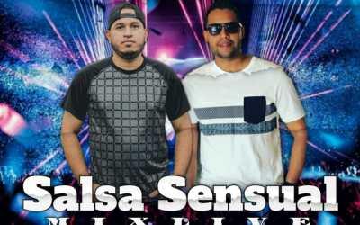 Salsa Sensual Mix Live 2K21 By Dj Mix Ft Dj Catalan
