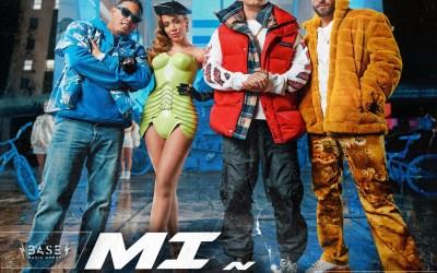 Mi Niña Remix-Wisin Ft Myke Towers Ft Maluma y Anitta