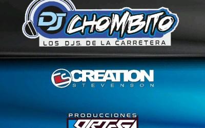Mix Cristiano Creation Stevenson By Dj Chombito