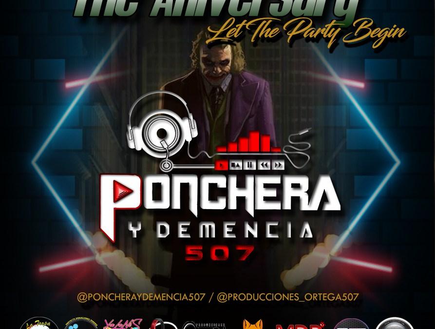Aniversario MixTape Parte 1 By Ponchera y Demencia 507