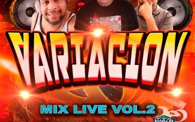 Variación Mix Live Vol 2 By Dj Paulo El Paulinho Dj Testy Dj Ref El Perro