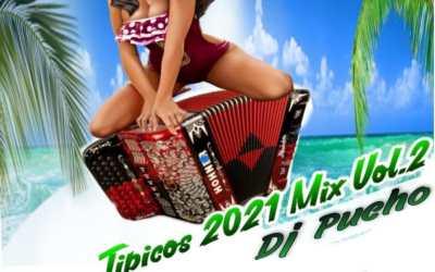Tipicos Mix 2021 Vol.2 Dj Pucho