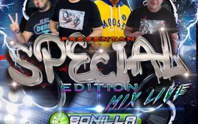 Special Edition Mix Live- César Jordan Jr,Dj Testy,Dj Manuel La Magia y Dj Ref El Perro
