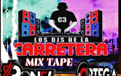 Los Djs De La Carretera MixTape By Dj Ronel C-3