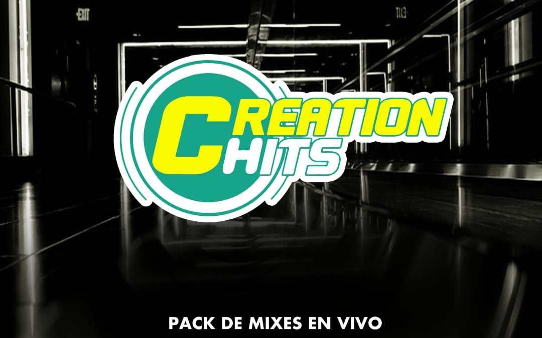 Pack De Mixes En Vivo Cumpleaños De Jonathan Creation