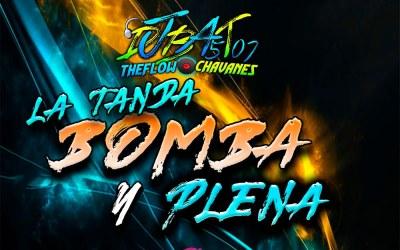 La Tanda Bomba Y Plena-@DjBat507 TheFlowChavaNes