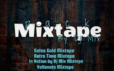 Pack MixTape By Dj Mix