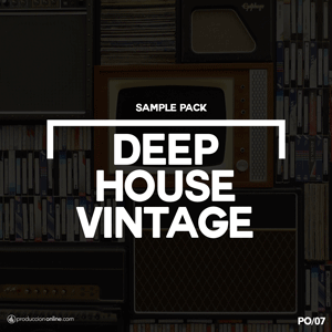 Librería de sonidos para deep house