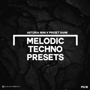 Presets estilo Melodic Techno para Arturia Mini V